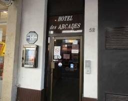 Hôtel des Arcades