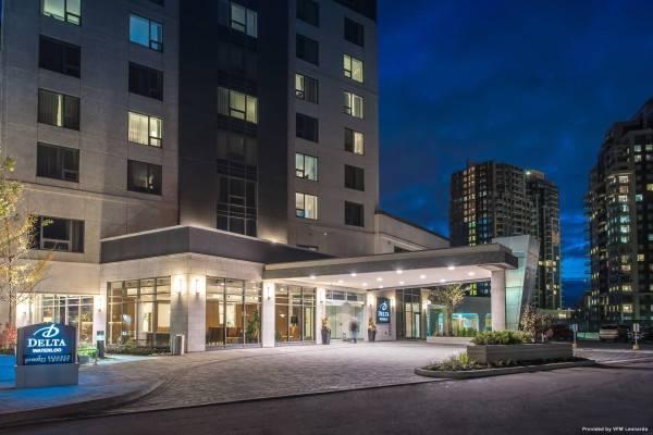 Hotel Delta Waterloo