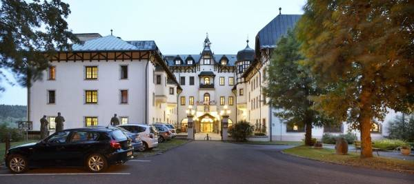 Hotel Chateau Monty