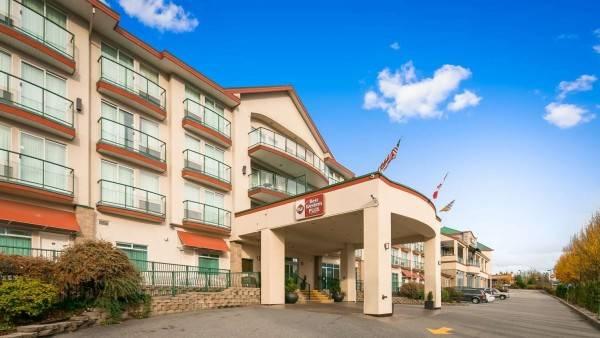 Hotel BW PLUS MISSION CITY LODGE
