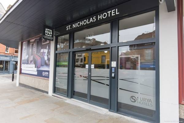 St Nicholas Hotel St Nicholas Hotel