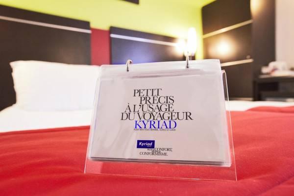 Hotel Kyriad Design Enzo