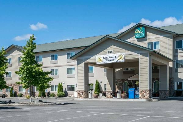 Quality Inn and Suites at Olympic Nation
