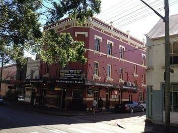 Shakespeare Hotel Surry Hills