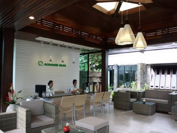Hotel Aonang Buri Resort