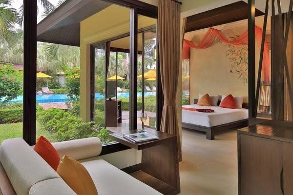 Hotel MOEVENPICK LAEM YAI BEACH SAMUI
