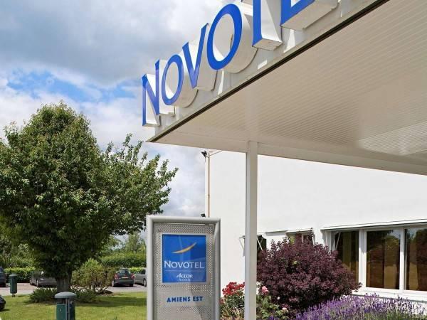 Hotel Novotel Amiens Pôle Jules Verne
