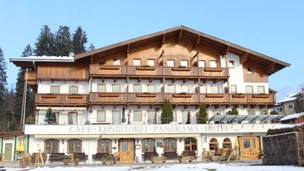 Hotel Alpenpanorama Cafe Konditorei