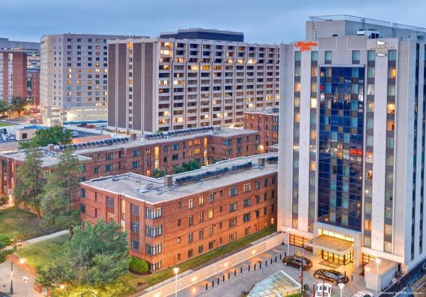 Hotel Homewood Suites by Hilton Silver Spring