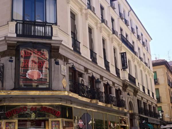 Hotel Esmeralda Hostal