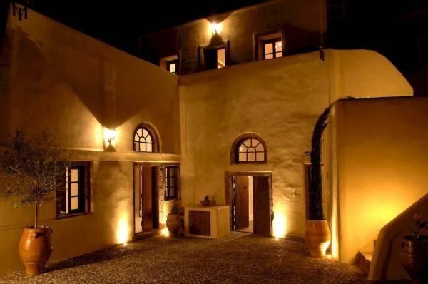 Hotel Santorini Heritage Villas & Mansions