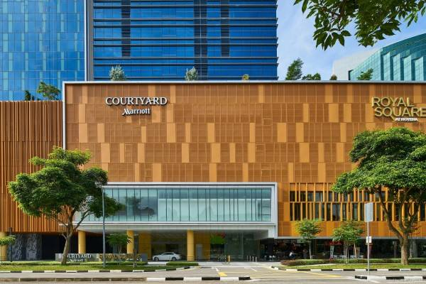 Hotel Courtyard Singapore Novena