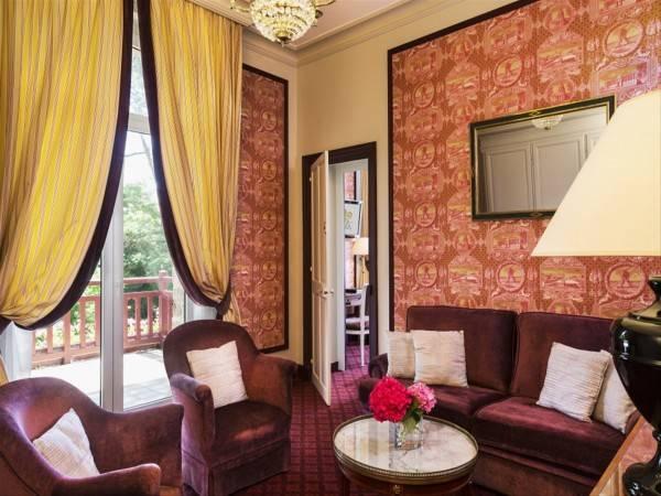 Hotel Le Castel Marie Louise Groupe Barriére