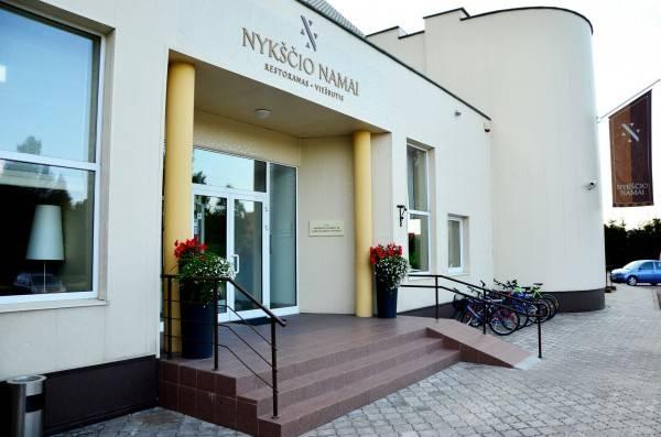 Hotel Nykščio Namai