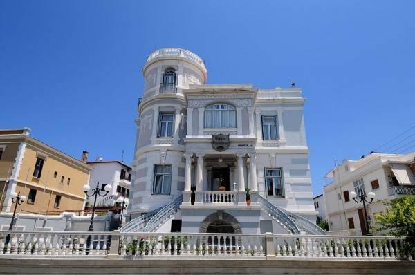 Pyrgos of Mytilene Boutique Hotel