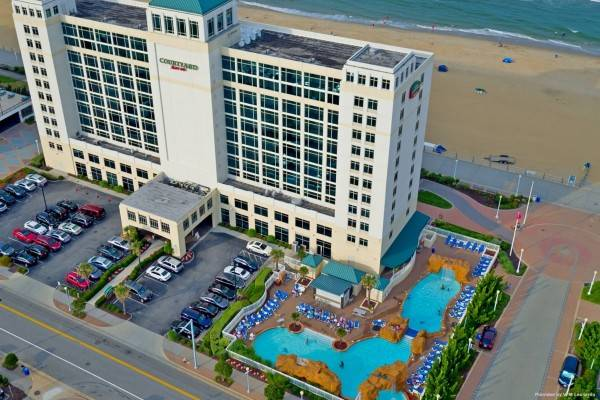 Hotel Courtyard Virginia Beach Oceanfront/North 37th Street