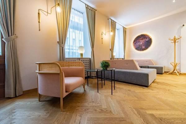 Starlight Suiten Hotel Wien Salzgries