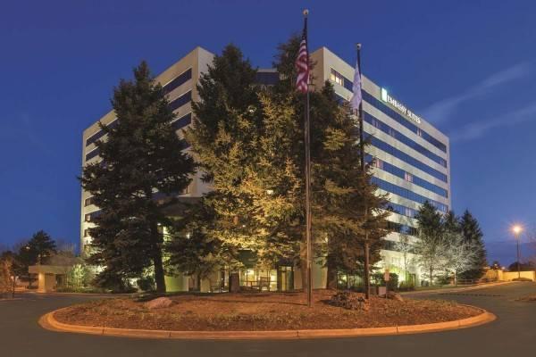 Hotel Embassy Suites by Hilton Denver Tech Center