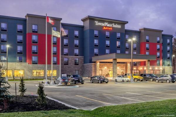 Hotel TownePlace Suites Belleville