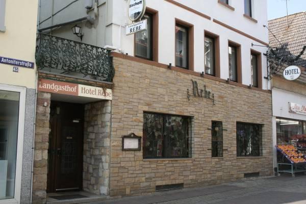 Hotel Rebe Landgasthof