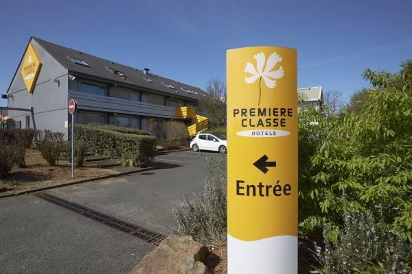 Hotel PREMIERE CLASSE POITIERS FUTUROSCOPE - Chasseneuil