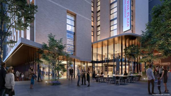 Hotel Crowne Plaza SYDNEY DARLING HARBOUR