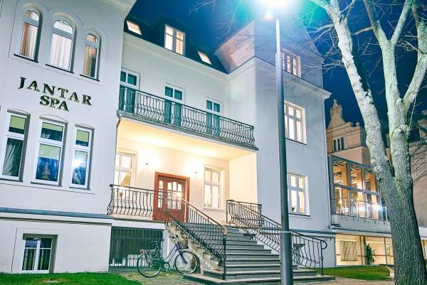 Jantar Hotel*** & SPA by Zdrojowa