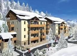 Hotel Vacancéole - Résidence Les Chalets de l'Isard