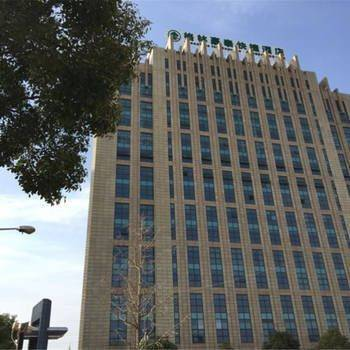 GreenTree Inn JiaDing the South of F1 Circuit FangTai Hardware Market Express Hotel