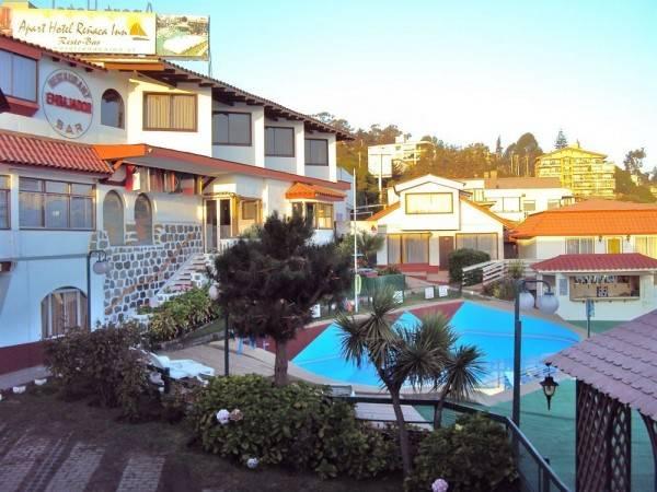 Apart Hotel Renaca Inn