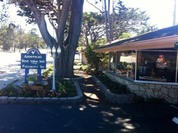 Hotel ABVI Monterey