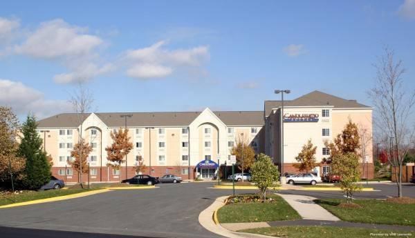 Hotel Candlewood Suites WASHINGTON-DULLES HERNDON
