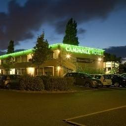 Hotel Campanile Nantes Est