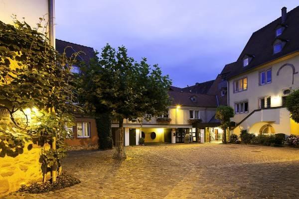 Hotel A la cour d Alsace