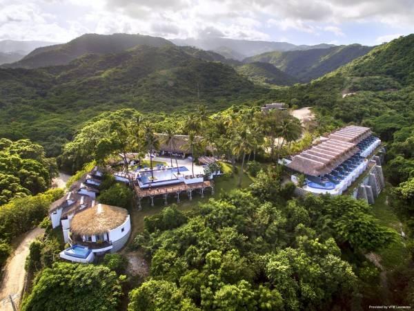 Hotel Tropical Lodge Casa Bonita