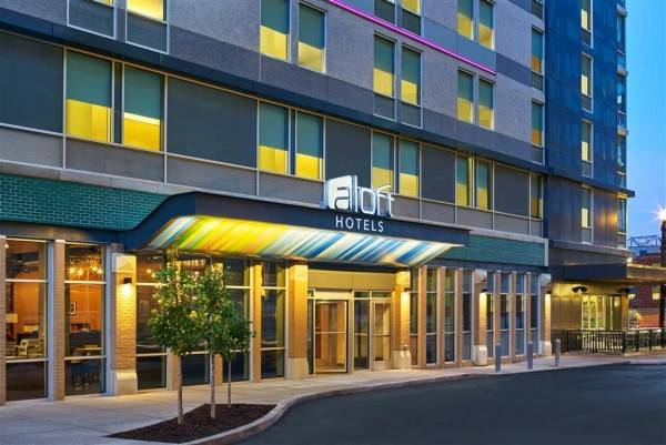 Hotel Aloft Louisville Downtown