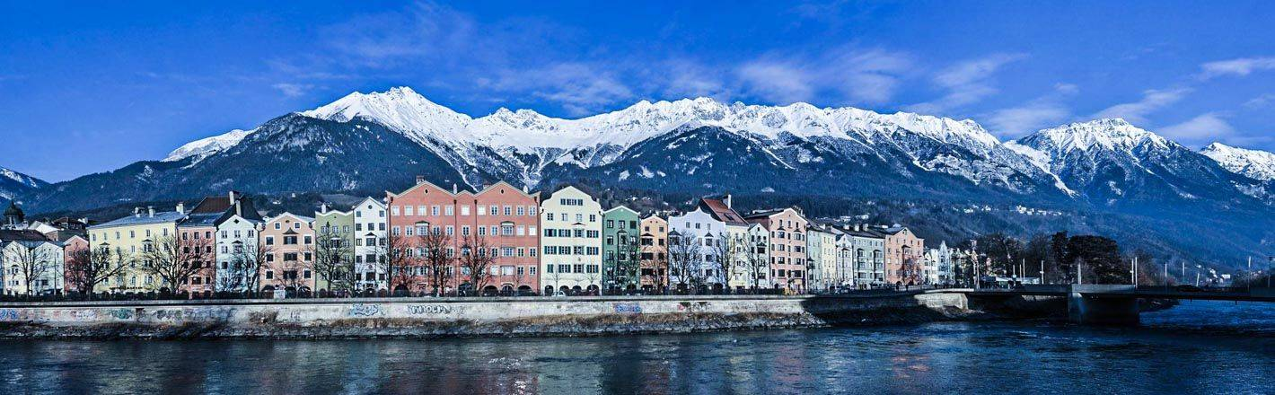 Hotels in Innsbruck: ✓HRS price guarantee ✓Free cancellation until 6 pm on the day of arrival ✓Good connection to the city centre + to local public transport