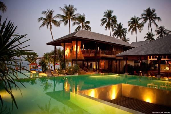 Hotel Anantara Rasananda Koh Phangan Villas