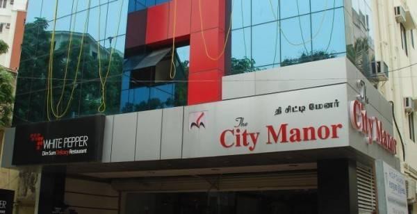 Hotel The City Manor