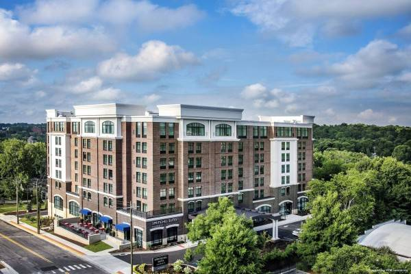 Hotel SpringHill Suites Athens Downtown/University Area