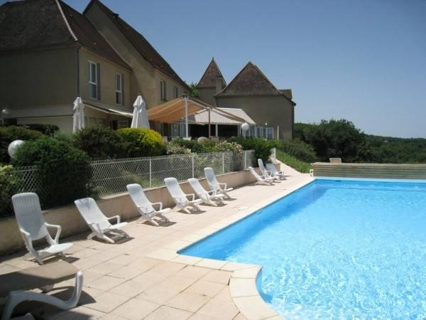 Hotel The Originals Relais Le Relais de Castelnau (ex Relais du Silence)