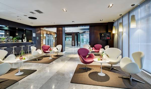 Hotel Sercotel Madrid Aeropuerto