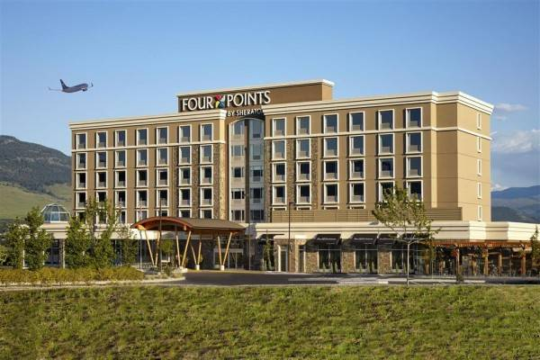 Hotel Four Points by Sheraton Kelowna Airport