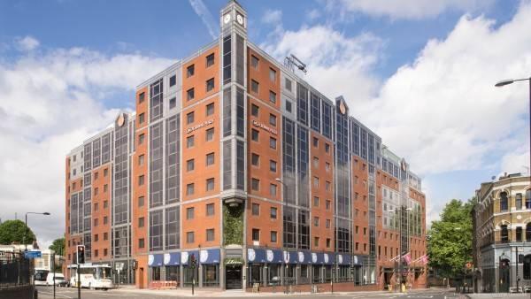 Hotel Crowne Plaza London – Kings Cross