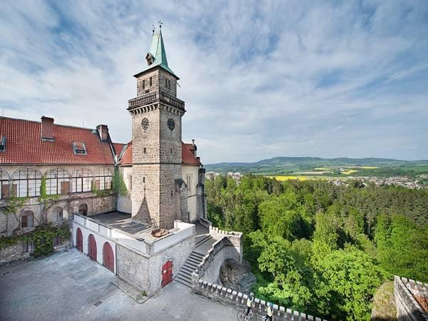 Hotel EA Hruba Skala Castle