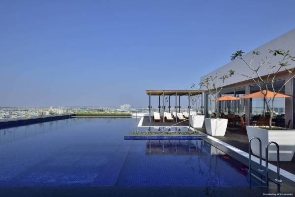 Hotel Marriott Executive Apartments Hyderabad