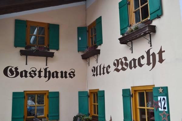 Hotel Alte Wacht Gasthof