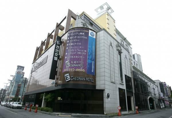 E Cheonan Hotel E 천안호텔