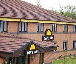 Days Inn Warwick Northbound Welcome Break Service Area
