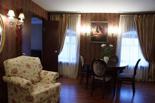 Hotel Boutique Apartments Pokrovka 9A